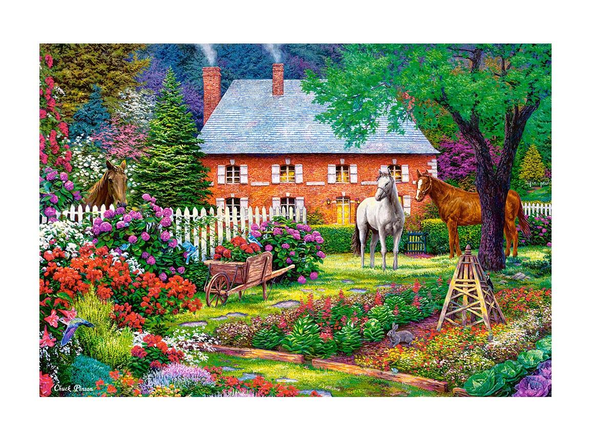 Открытки с садом