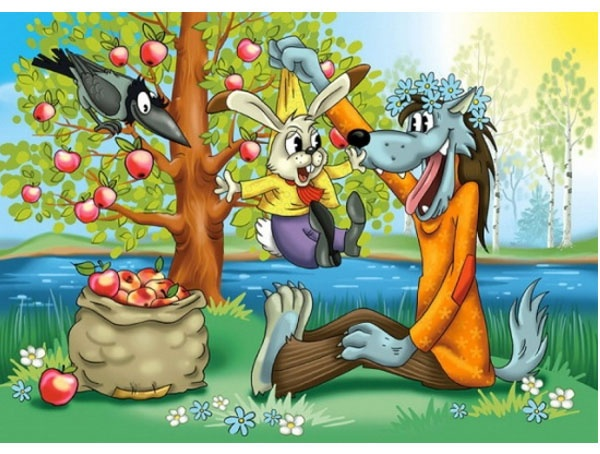 Картинки к мешку яблок для