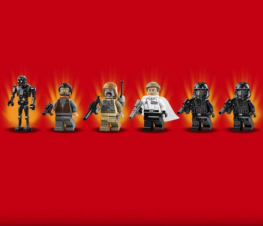 Конструктор Lego серия Lego Star Wars Имперский шаттл Кренника купить по цене 6 520 руб., Конструктор для детей - интернет-магаз