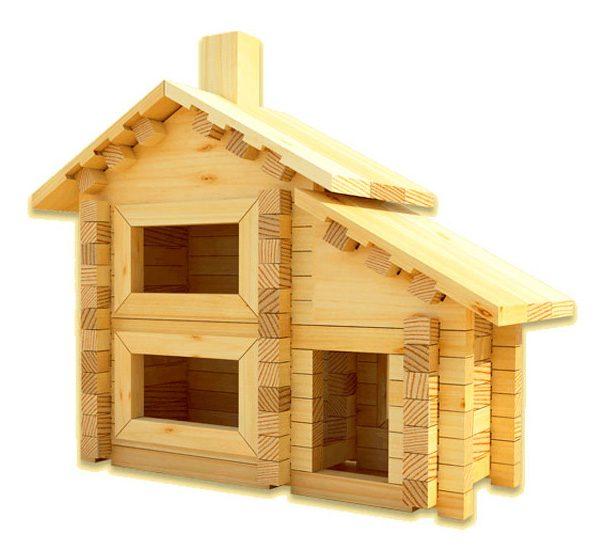 Разборный домик для детей