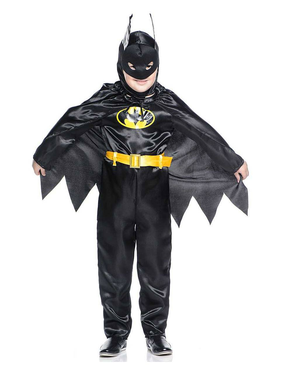 Костюм бэтмена на ребенка фото