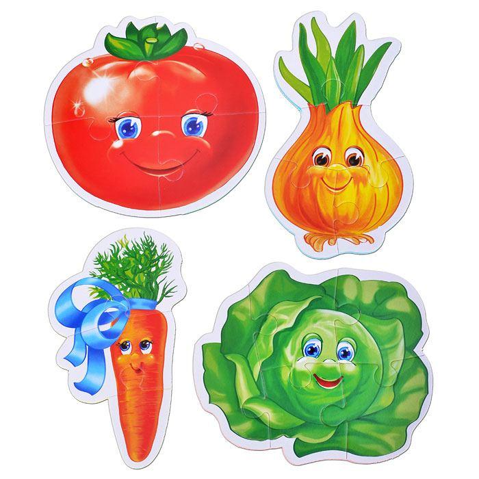 Доу картинки овощей