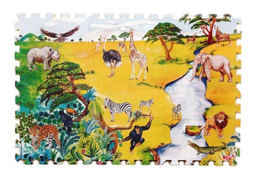 каждой картинки африка в доу наталья пока дает