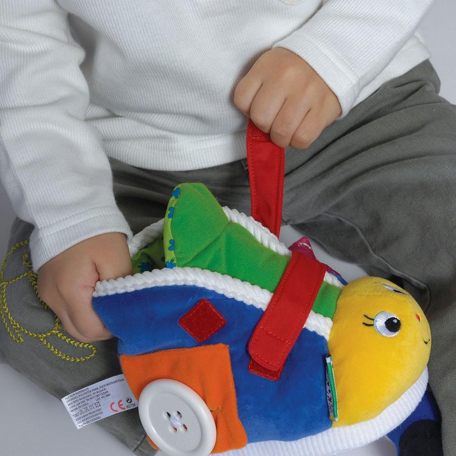 Игрушки малышу своими руками 13