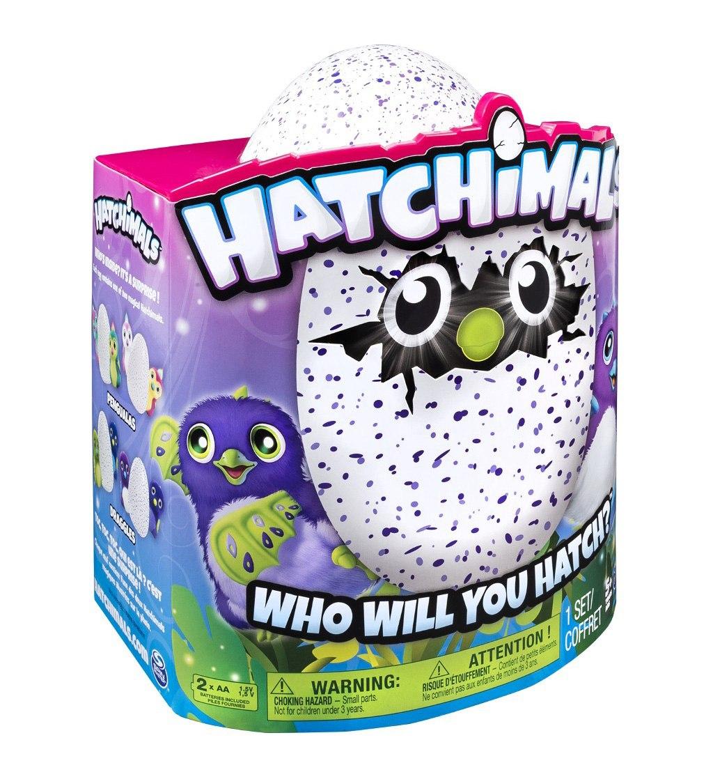 Hatchimals - интерактивная игрушка в Советском