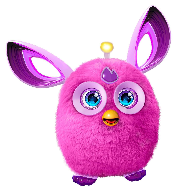 Интерактивная игрушка Furby Ферби коннект (Connect) яркие цвета, фиолетовый  (B7150 B6087 ... 85d864e4443