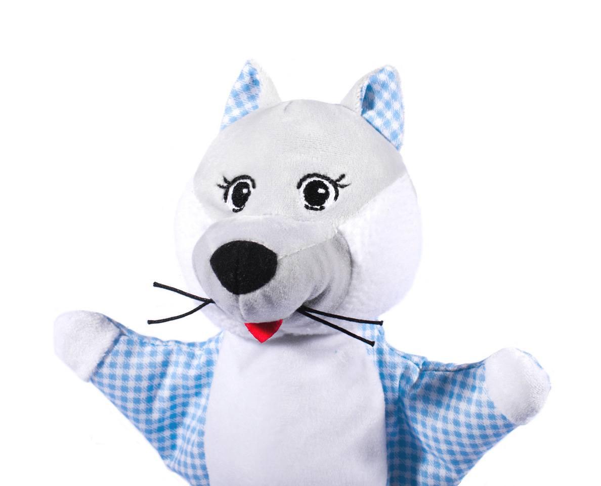 Перчаточная кукла своими руками волк 63