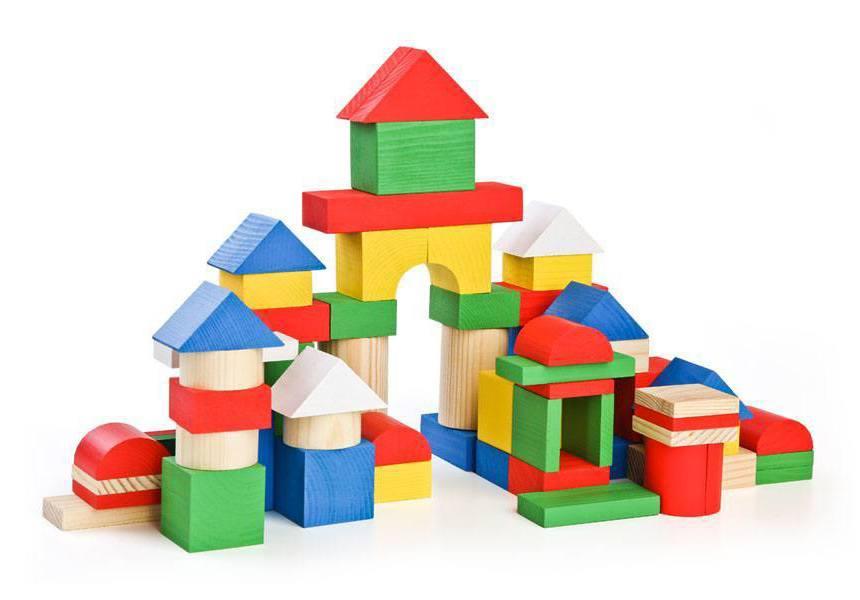 Картинки деревянный конструктор для детей