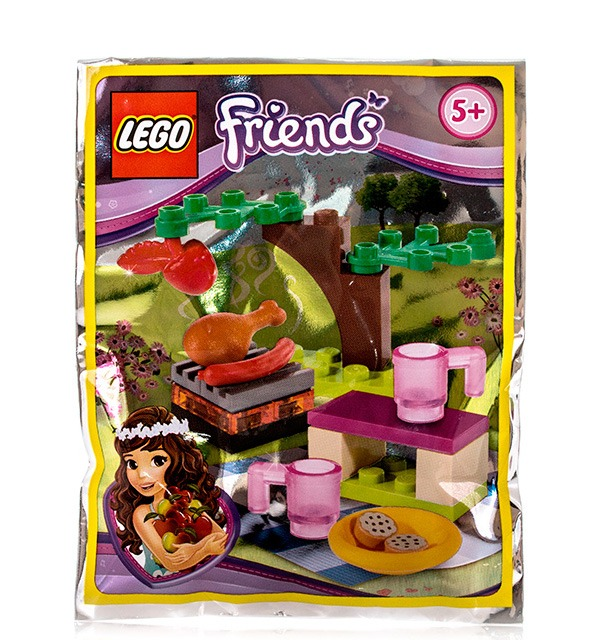 Конструктор Lego серия Lego Friends Пикник (561505), фото