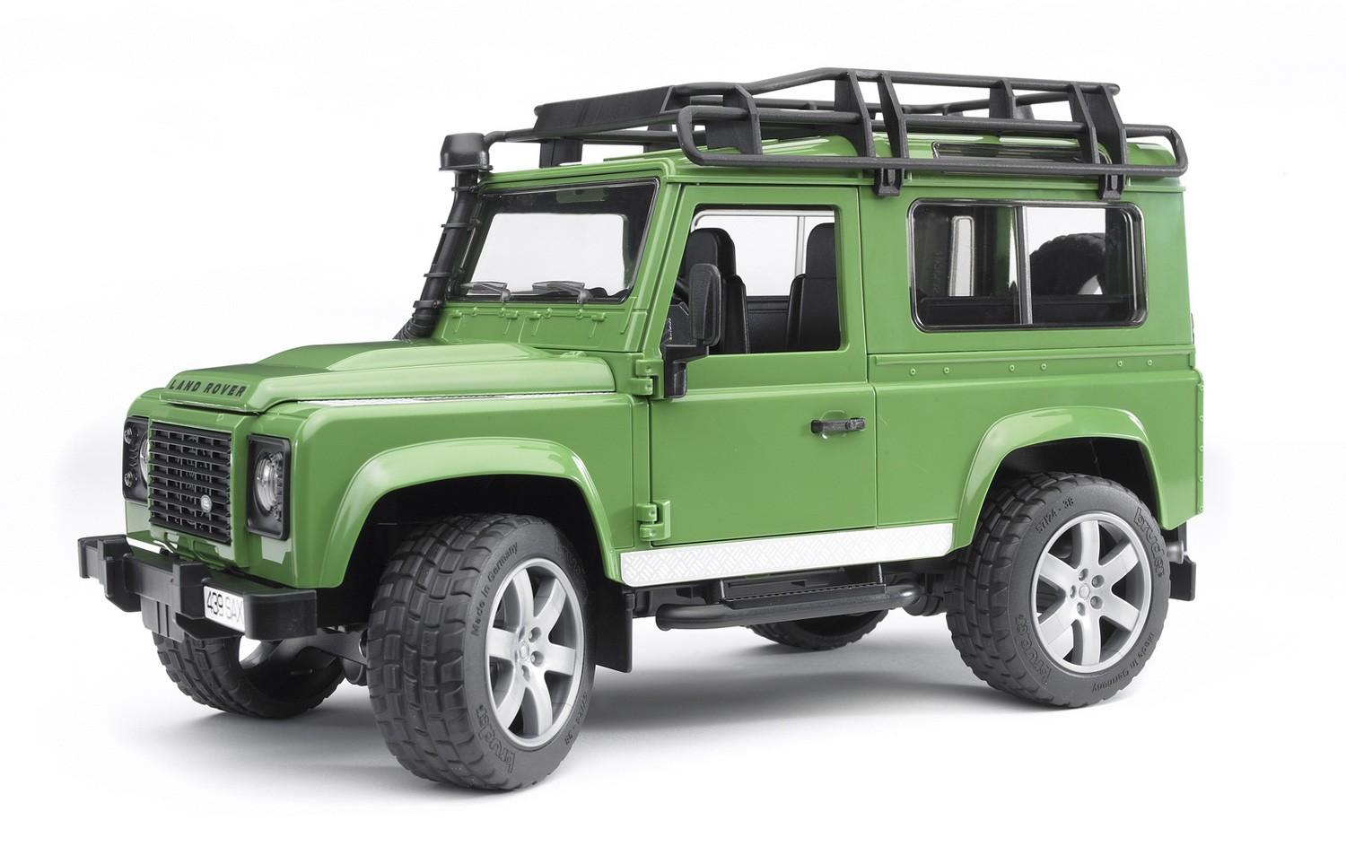 Внедорожник Bruder Land Rover Defender (02-590), фото