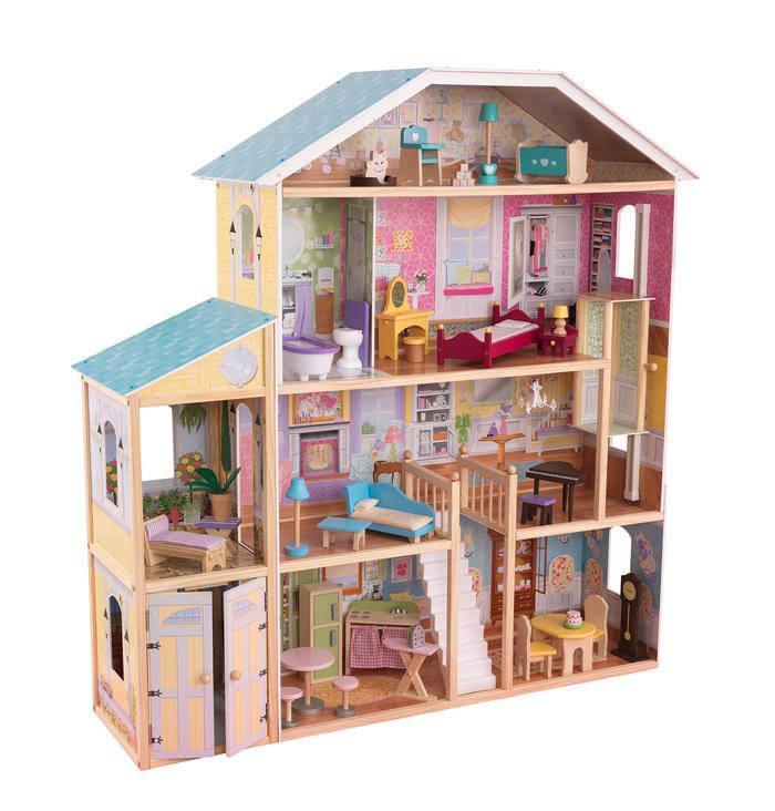 Дом для куклы фото