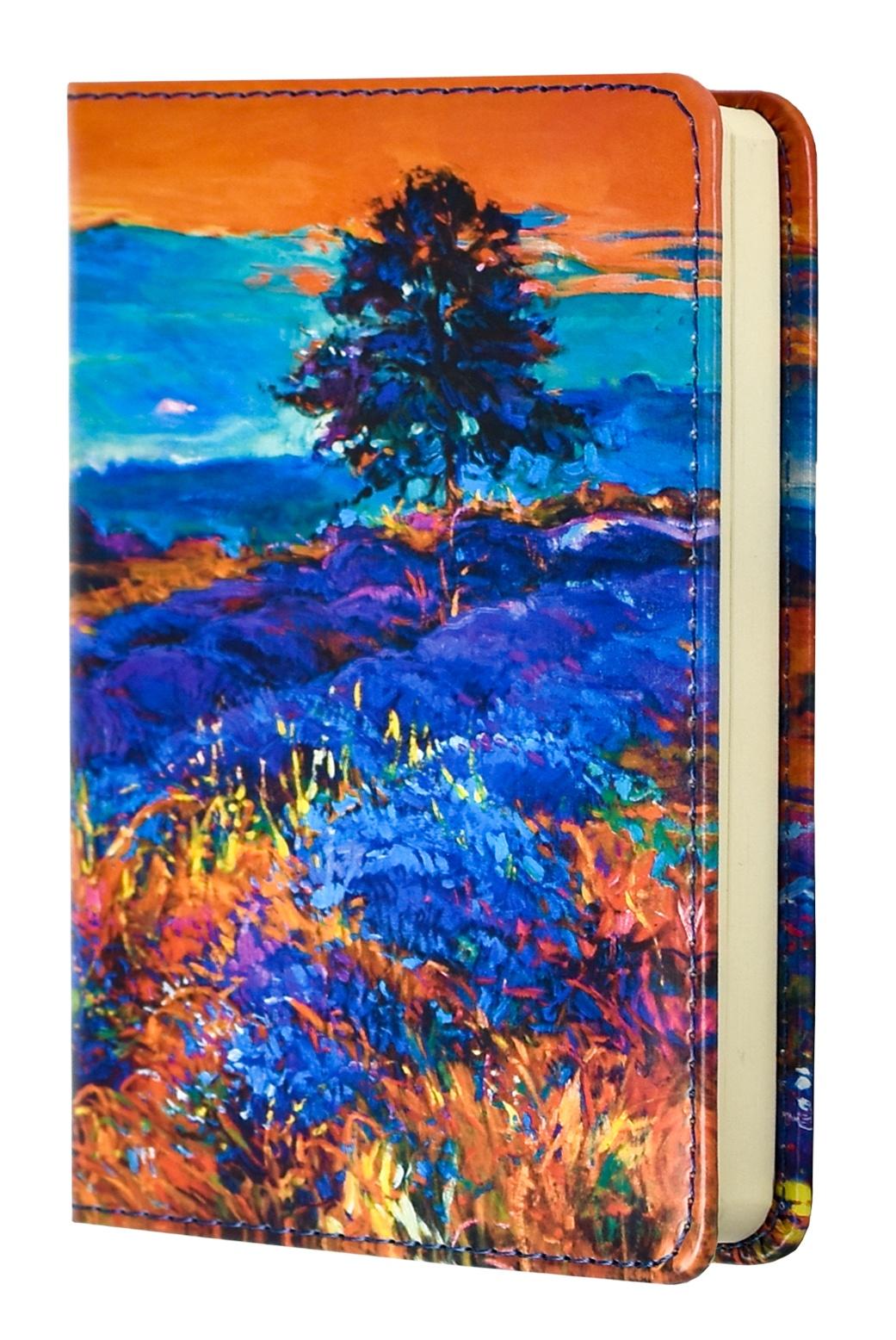 Ежедневник недатированный Феникс Цветущий Луг, А6+, 117*168 мм, 192 страницы купить по цене 375 руб. в Москве — Юмитой