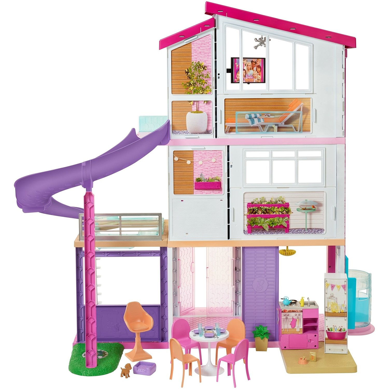 Барби дом игрушка картинки