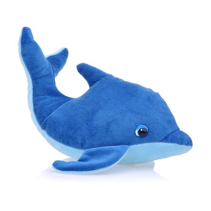 Картинки игрушка дельфин