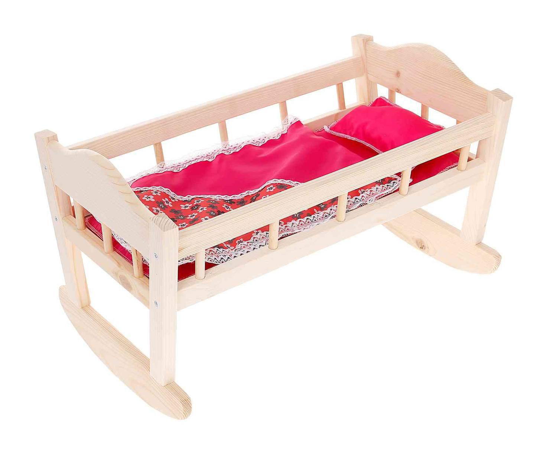 Кровать для пупса своими руками из коробки