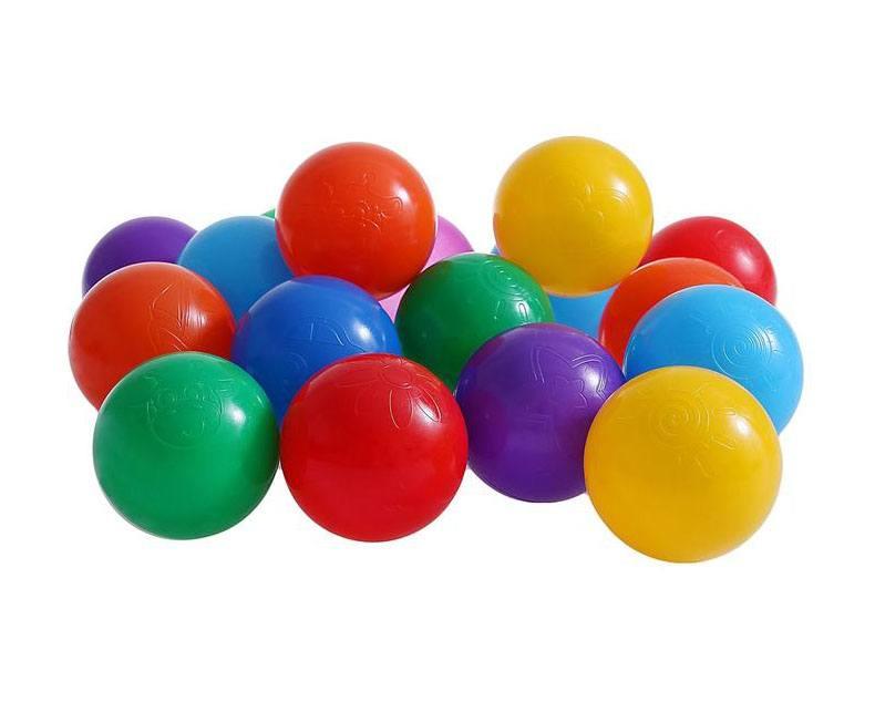 картинка шаров из сухого бассейна складочек