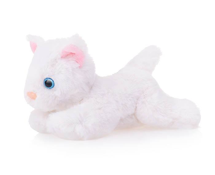 Киски с белым животиком игрушки
