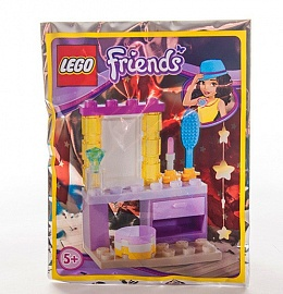 Конструктор Lego серия Lego Friends Туалетный столик (561502), фото