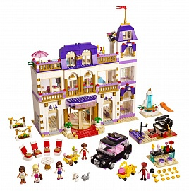 Конструктор Lego серия Lego Friends Гранд-отель (41101), фото