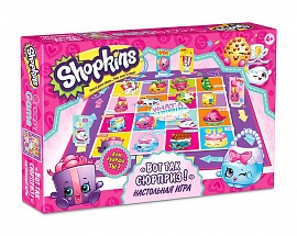 "Настольная игра Origami Shopkins ""What a surprise!"" (3046), фото"