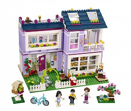 Конструктор Lego серия Lego Friends Дом Эммы (41095), фото